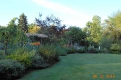 West Side Garden Lawn